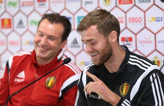Lombaerts: 'We mogen die eerste plaats op de FIFA-ranglijst ... - Sportwereld