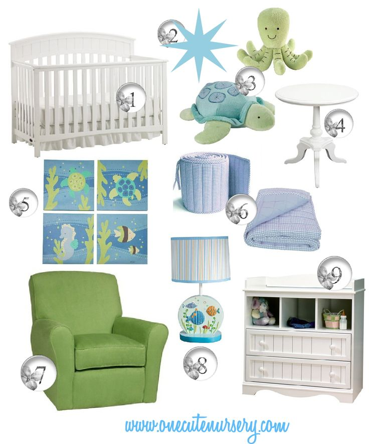 106 best Under The Sea Bedroom images on Pinterest : Babies rooms, Baby room and Babies nursery