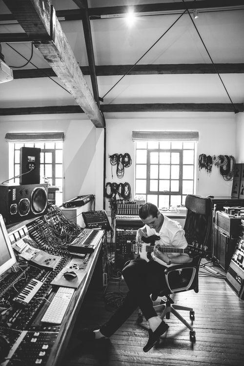 John Newman // Studio