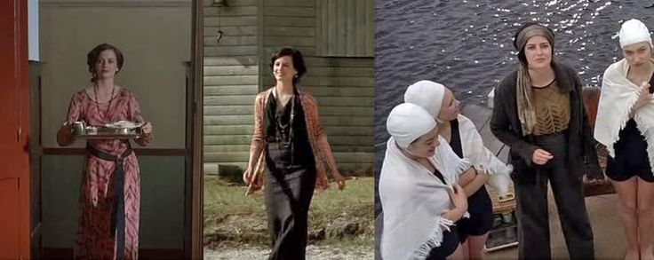 TishChambers.com: Film Fashion: Cracks