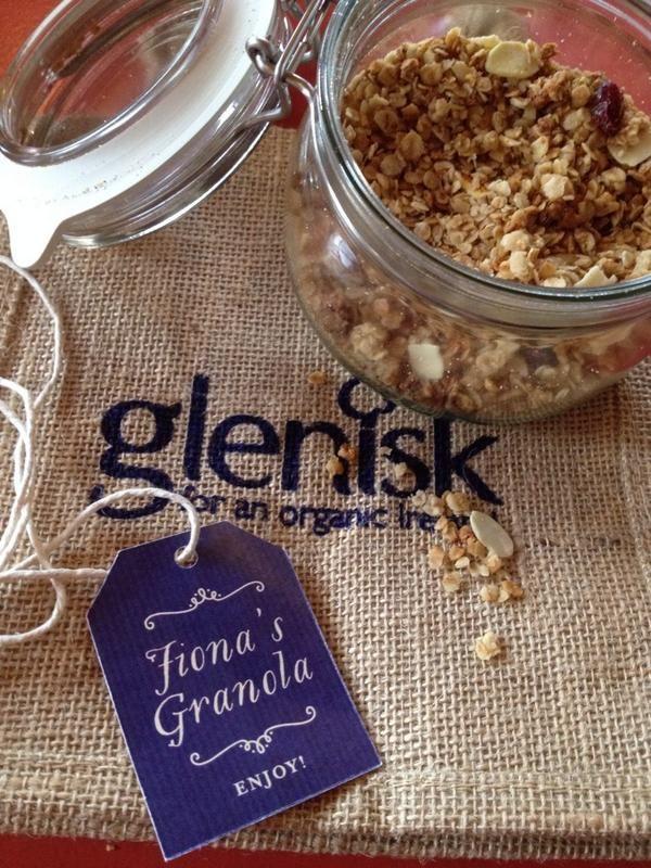 Fiona's Granola  http://fionadillon.com/