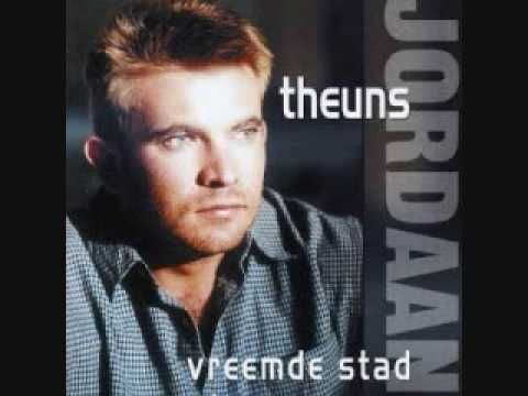 Afrikaans - Theuns Jordaan -Beautiful In Beaufort-Wes