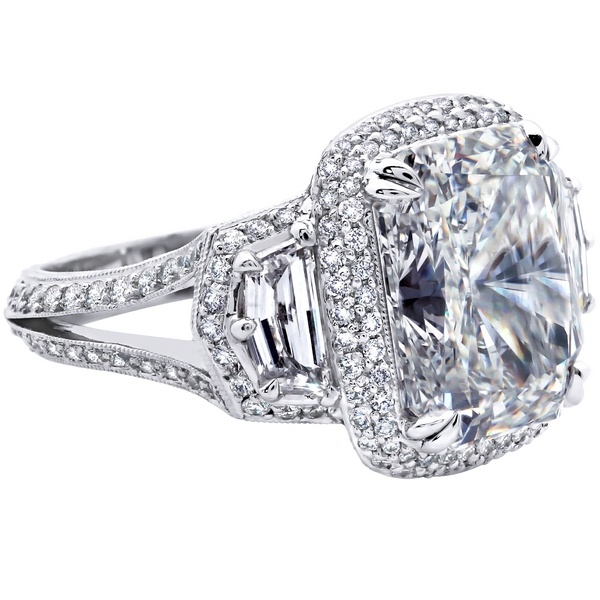 Waterfall cadillac diamond ring beaudry international for Waterfall design ring