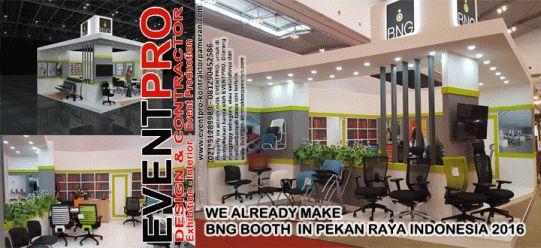 JASA BUAT BOOTH | JASA PEMBUATAN BOOTH PAMERAN | DESIGN BOOTH PAMERAN | https://eventproexhibition.wordpress.com/