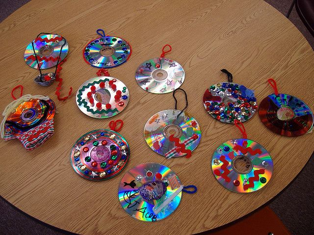recycled christmas craft ideas 36 best cd crafts images on 5315