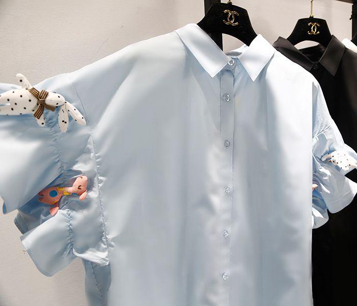 [Скоро ваш] 2016 лето новая Мода Корейский рубашка с короткими рукавами женский свободно хлопок платье оптовая AS13315купить в магазине soonyour fashionable StoreнаAliExpress