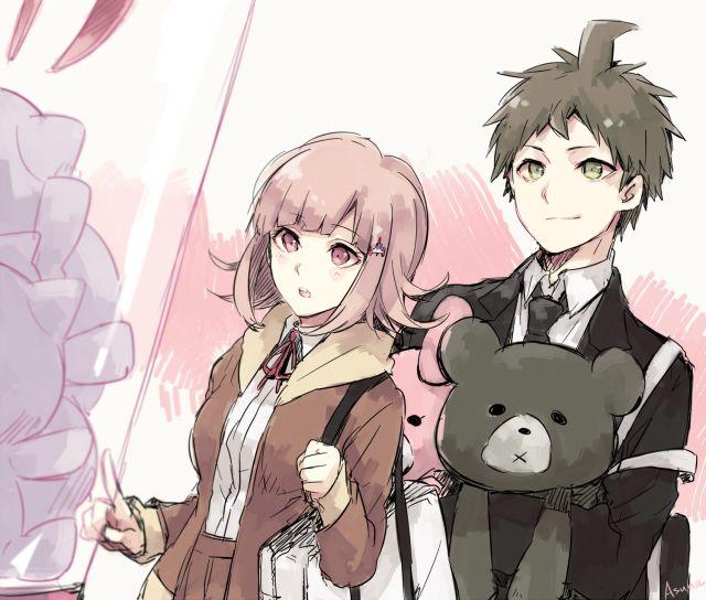 Hajime And Chiaki ♡