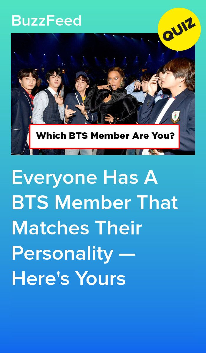Everyone Has A Bts Member That Matches Their Personality Here S Yours Bts Quiz Game Bts Soulmate Quiz Bts Members