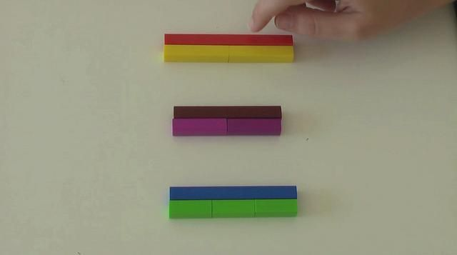 How to Begin Teaching Fractions with Cuisenaire Rods by Education Unboxed. Basic introduction to how to teach fractions using Cuisenaire Rods.