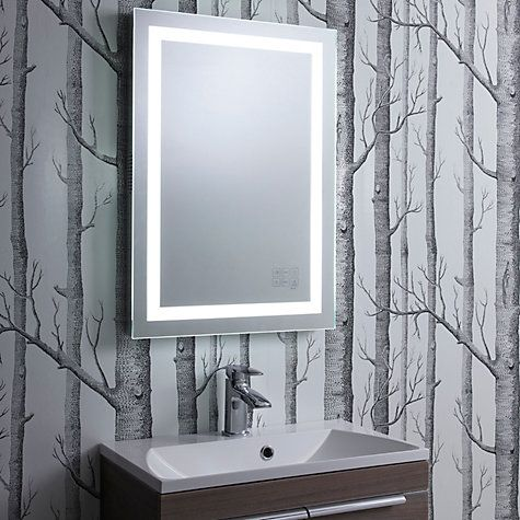 73 Best Images About Led Mirrors On Pinterest Lighted Mirror Mirror Bathroom And The Mirror