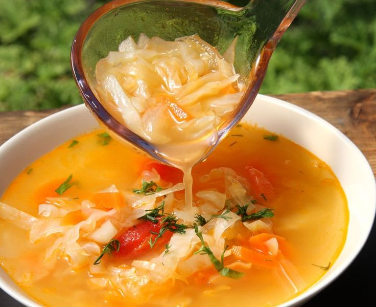 cabbage soup schi