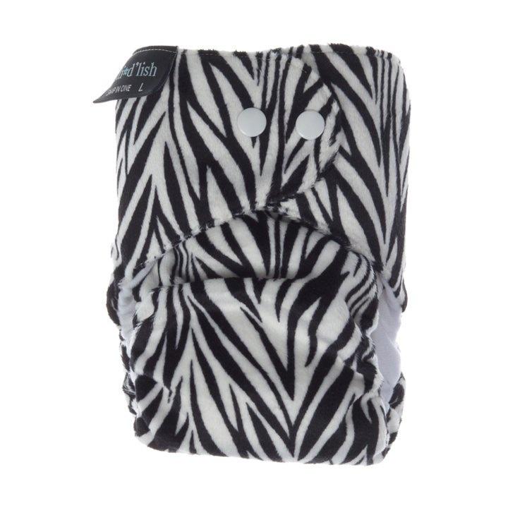 Zebra. :-) Bianca