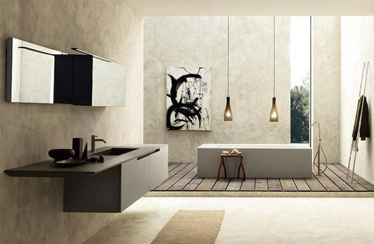 Contemporaneo mobili ~ Best mobili bagno images bathroom contemporary