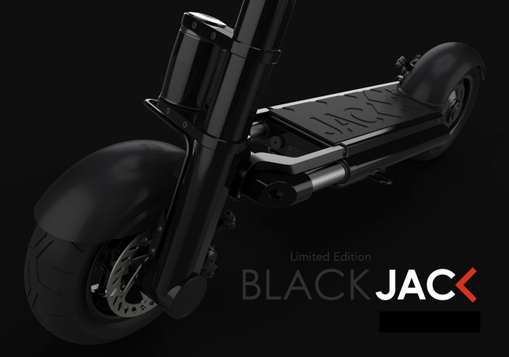Limited Edition Black Jack