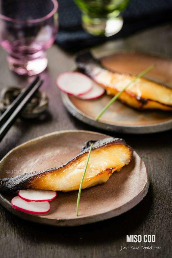 Miso Cod | Easy Japanese Recipes at JustOneCookbook.com