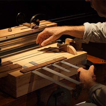 The Apprehension Engine: An Instrument Designed to Play the Music of Nightmares