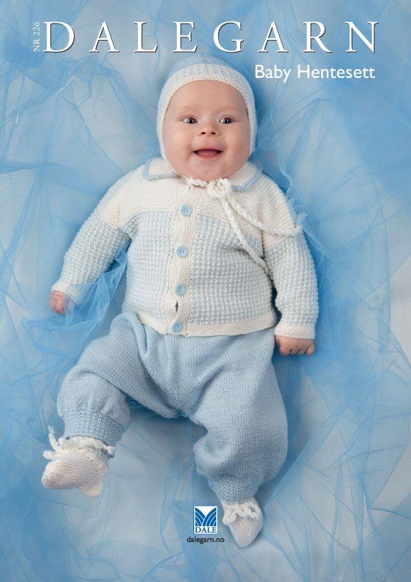 DG226 Baby Hentesett – Dale Garn