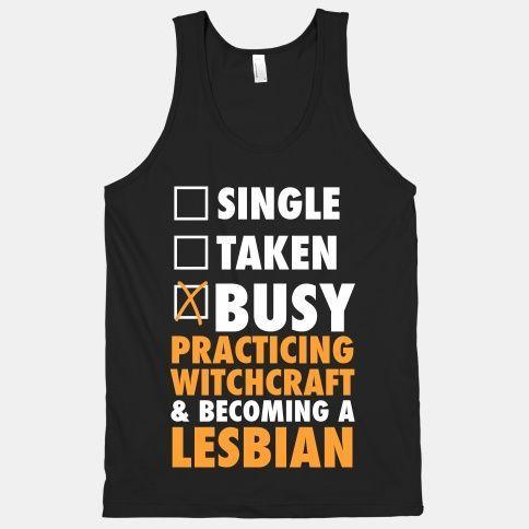 Pride lesbian witch Fierté lesbienne sorcière