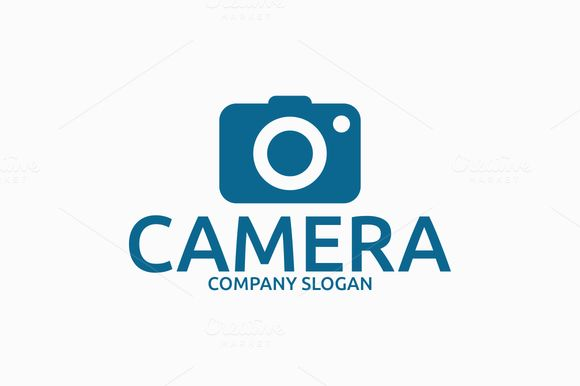 Camera Logo by Brandlogo on @creativework247