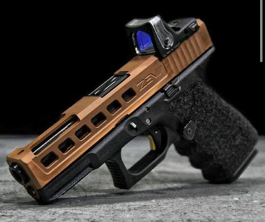Glock ZEV Custom