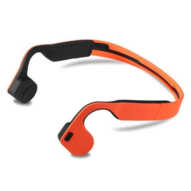 Smart Bone Conduction Bluetooth Headphone