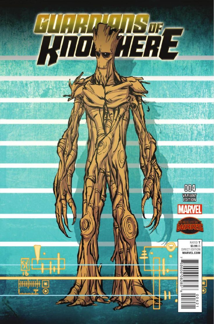 Preview: Guardians of Knowhere #4, Guardians of Knowhere #4 Story: Brian…