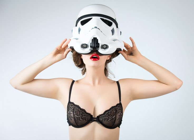 Stormtrooper by Draug1