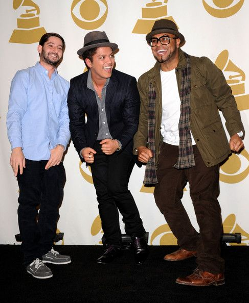 Bruno Mars,Grammy Nominations