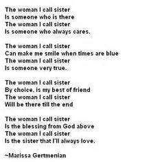 Big Sister Quotes and Poems - Funny | Sister quotes ...
