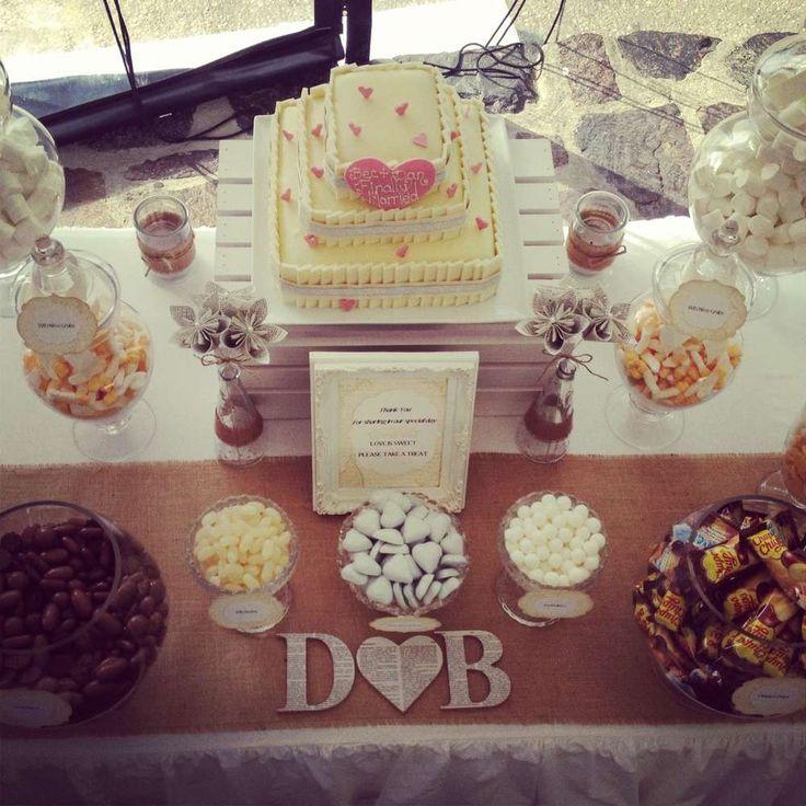 21 Fabulous Wedding Photo Display Ideas Reception: 1000+ Ideas About Lolly Buffet Wedding On Pinterest