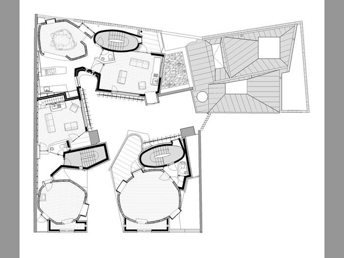 Four Houses by Peter Salter, London, UK|Buildings|Architectural Review