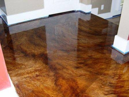 132 best diy epoxy floors counters images on pinterest for Getting stains off concrete