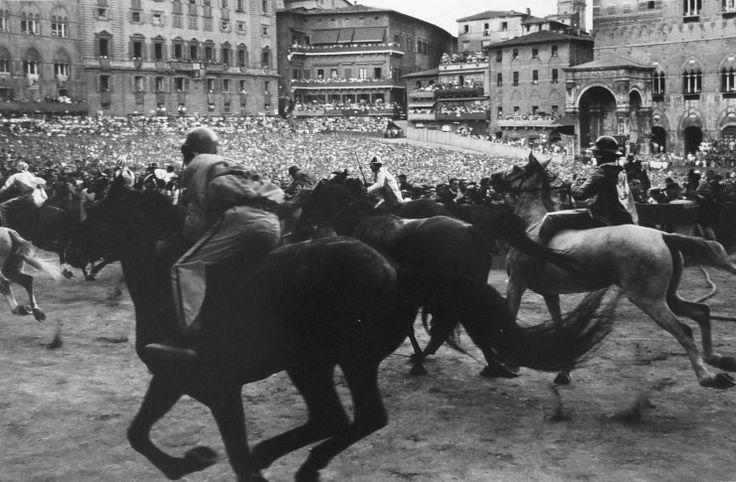 """Gianni Berengo Gardin - """"Toscane, 1966"""""""