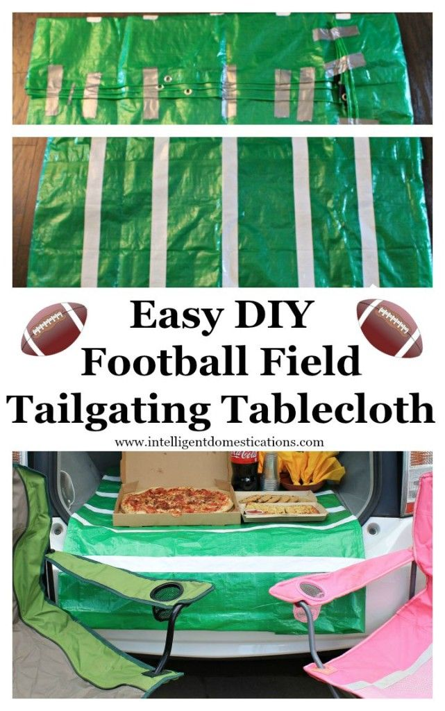 3 Easy Football Friday Night Tailgating Tips | Intelligent Domestications This shop has been compensated by Collective Bias, Inc. and its advertiser. All opinions are mine alone. #FamilyPizzaCombo  #CollectiveBias #ad