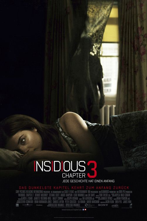 Watch Insidious: Chapter 3 2015 Full Movie Online Free