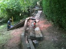 Image result for railway sleeper garden nz