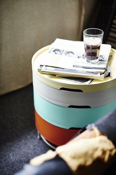 Nieuwe PS-collectie Ikea richt zich op kleine ruimtes - De Standaard