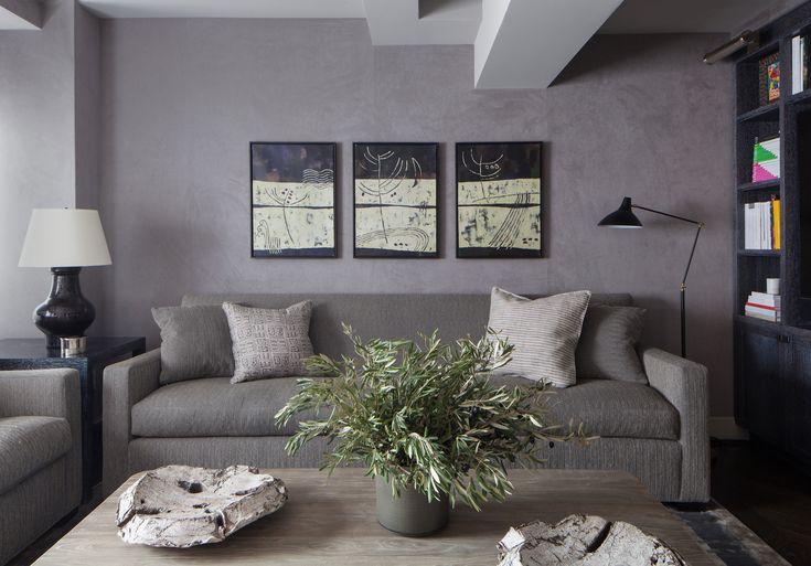 Um apartamento discreto e elegante no West Village