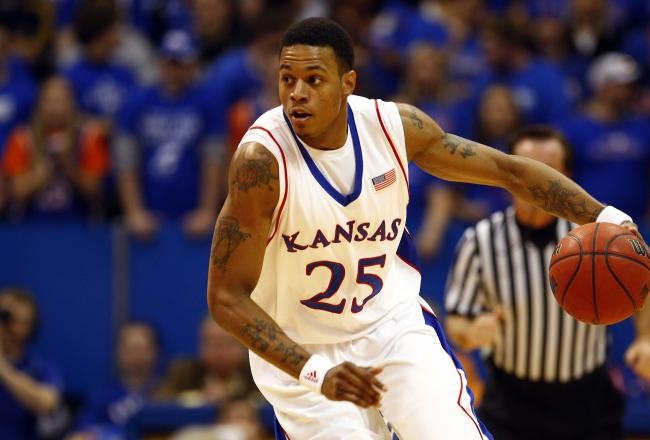 Brandon Rush- Kansas City Native and NBA star