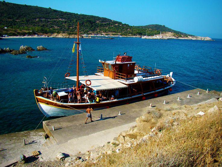 Spremni za put? #greece #sithonia #sarti #punimplucima #chillout http://go2travelling.net/putovanja/go2-leto-2014/sarti-leto-2014