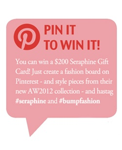 Pin it to Win $200 from Serpahine & BBF!