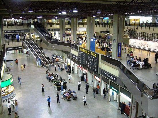 Aeroporto Internacional de São Paulo Guarulhos 11 Aeroporto Internacional de São Paulo Guarulhos Cumbica