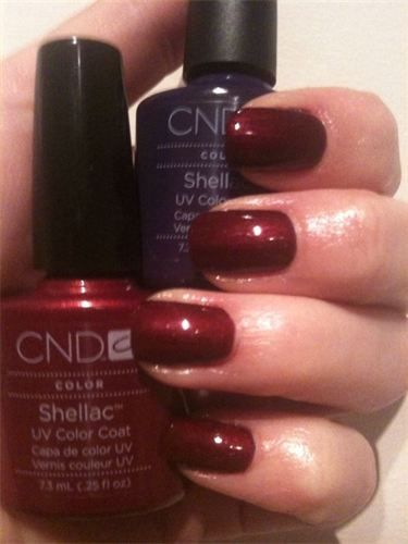 CND Shellac - Decadence over Rock Royalty
