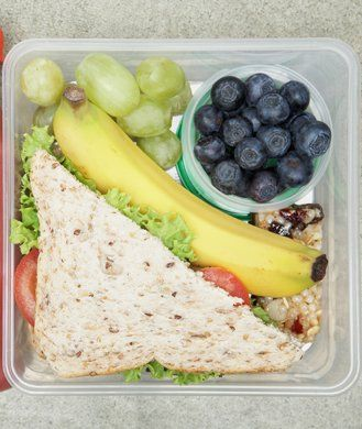Quick & Healthy Work Lunch Ideas