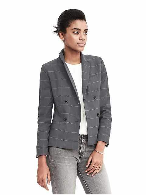 Petite Suit Collections: Shop for dress suits, blazers, skirts, separates, suit pants, suit vests in petite sizes | Banana Republic