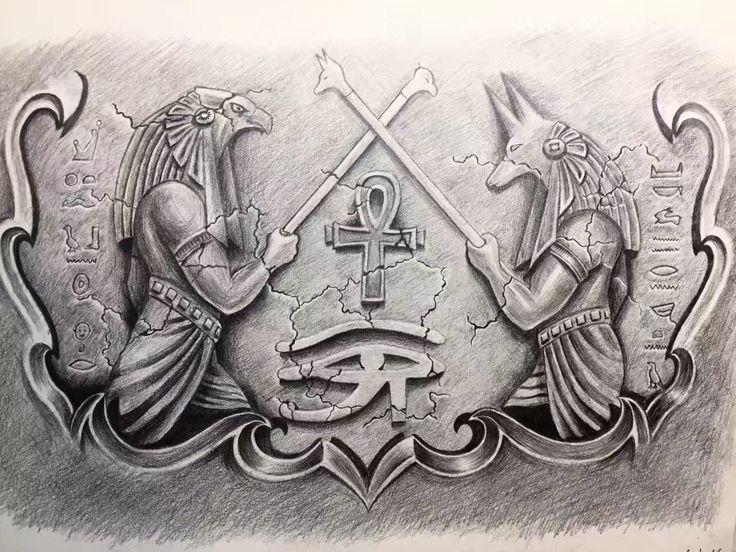 Anubis&Horus#16