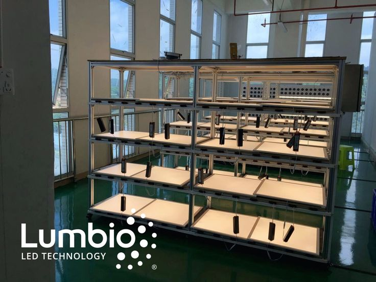 Have a look at LED Panels Lumbio® already at the phase of testing.