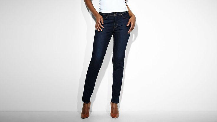 Levi's Revel Demi Curve Skinny Jeans   Pressed Dark   Jeans   Women   Levi's   Belgium