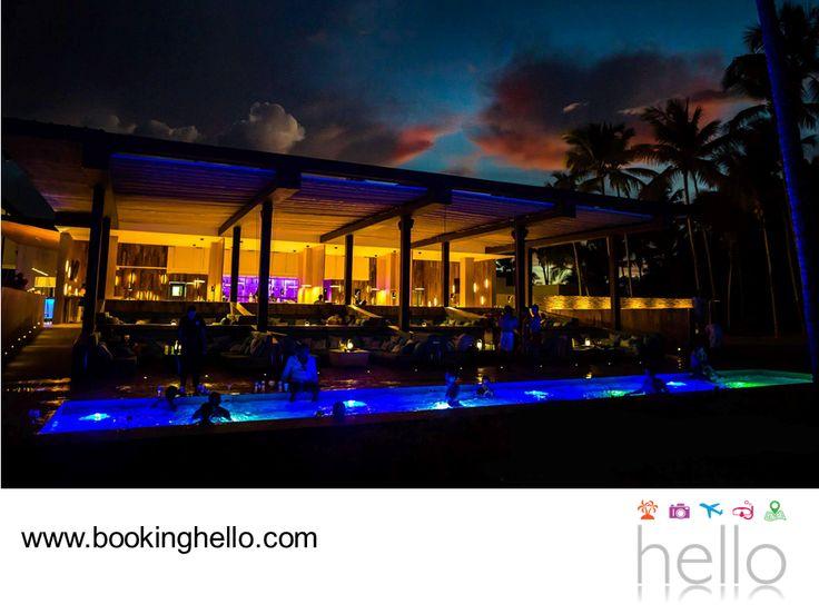 VIAJES EN PAREJA. Atrévete a vivir toda la diversión con tu pareja en el Caribe dominicano. Sólo tienen que adquirir More For Less Pack de Booking Hello, para disfrutar de 4 noches con alimentos y bebidas ilimitadas, 2 entradas exclusivas para el Pearl Beach Club en Punta Cana y 1 año de beneficios Hello con descuentos y tarifas preferenciales en más de 80 mil hoteles en el mundo. Te invitamos a adquirir tu pack en nuestra página web, ingresando el código promocional HCARIBE. #bookinghello