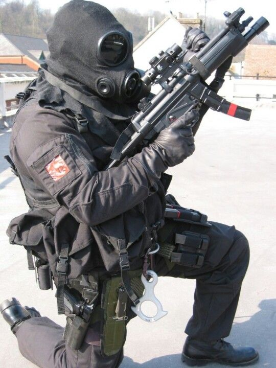British SAS #military #special forces #operator